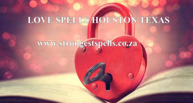 Love spells Houston Texas
