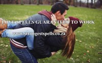 Love spells guaranteed to work