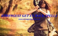 Strongest get your ex back spells that work