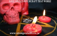 Love spells witchcraft that works