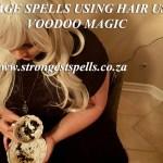 Marriage spells using hair using voodoo magic