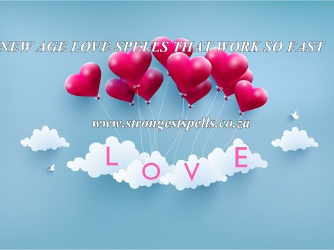 New age love spells that work so fast