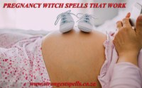 Pregnancy witch spells that work