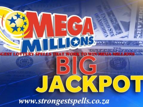 Strongest lottery spell to win $450 mega millions winning ticket