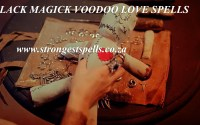 Black magick voodoo love spells
