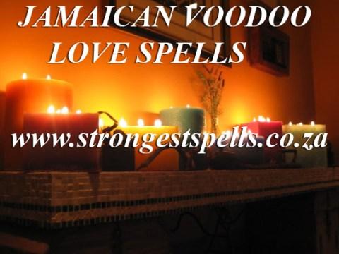 Jamaican voodoo love spells