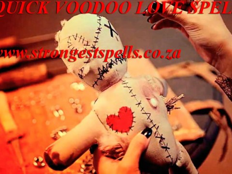 Quick voodoo love spells