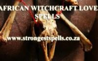 African witchcraft love spells