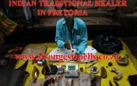 Indian traditional healer in Pretoria
