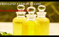 Strongest sandawana oil