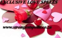 Exclusive love spells