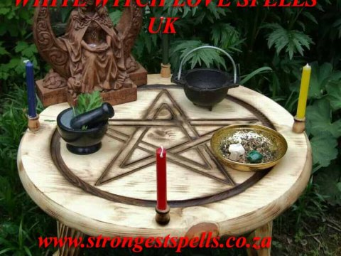 White witch love spells UK