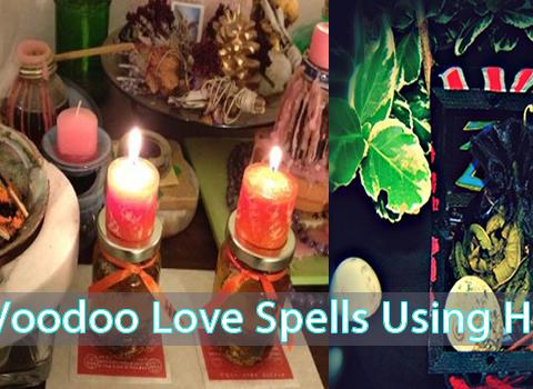 Voodoo love spells for hair