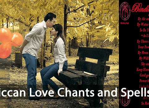 Love spells chants that work