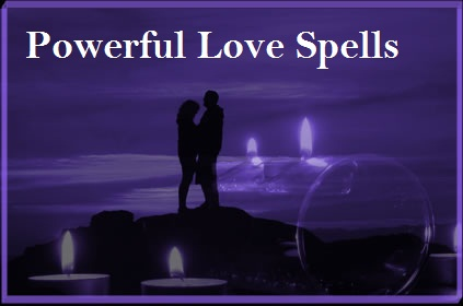 Powerful love spells that work
