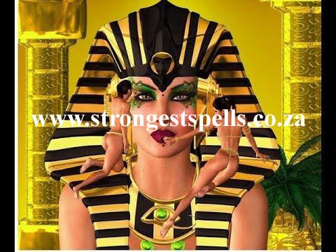Strongest Egyptian love spells