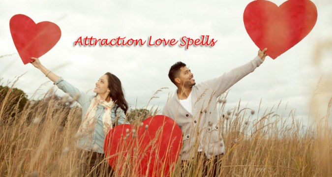 Strongest attraction love spells in the world