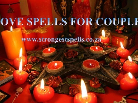 Strongest love spells for couples