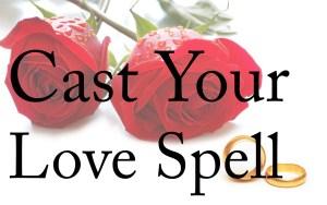 Love spells to cast