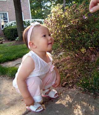 child-squat