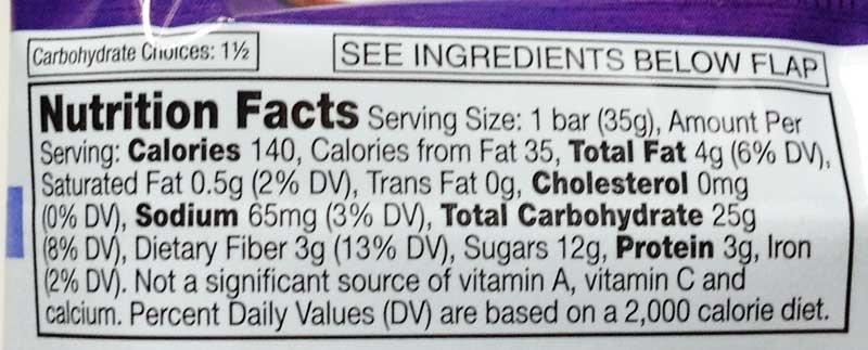 fruit-nut-bar-nutrition
