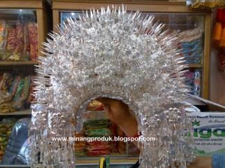 """silver """"suntiang kambang"""""""