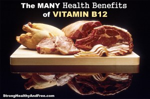 Discover the many health benefits of Vitamin B12!