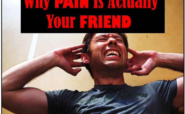 Learn Why pain is actually your friend and how it can help you grow! #pain #self-improvement