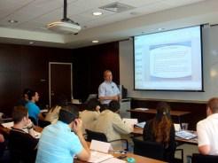 (28/08) O Prof. Dan Rudick faz um overview sobre a economia global atual.