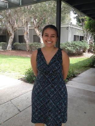 (30/08)Conheçam a Begum: Membro da equipe de Extensão da UCSD.