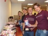 (27-06) Almoço na Harris School
