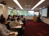 (26-06) Aula de The Economics of Gov't Intervention com professor Jim Sallee-