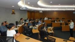 (12/11) Palestra com Ex-Executivo da Oracle, na CUHK, Dr. C H Hui