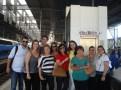 (10/10) Após a aula, no final da tarde, um tour de comboio (trem) para Sintra.
