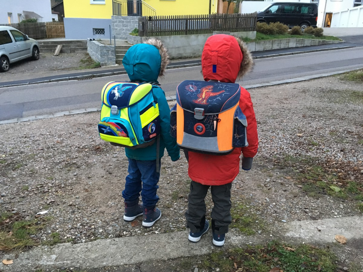Kids in traffic – getting to school