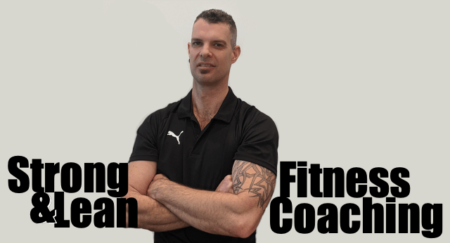 Strong and Lean Fitness Coaching – Virtual PT, Outdoors or Mobile.