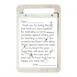 <h5>End of School Teacher Appreciation Fill-in-the-Blank Gift</h5>