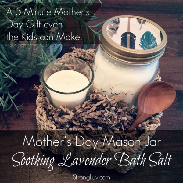 soothing lavender bath salt diy