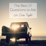 best 25 questions to ask on date night