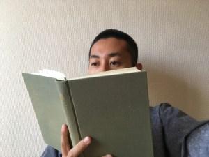 Seiki読書中