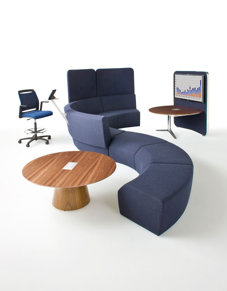 For startups, you'll spend a lot of time in your office. Make sure the furniture is flexible to fit your needs.