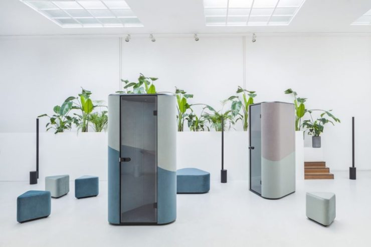 future-proofing office acoustic pod