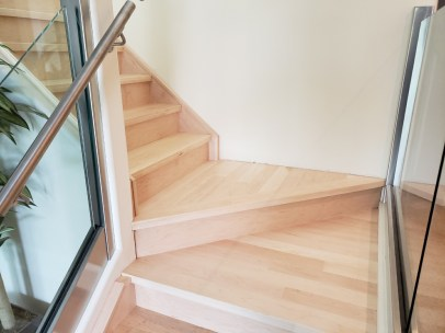 Maple Stairs