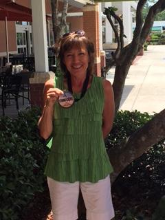 Lisa medal 2