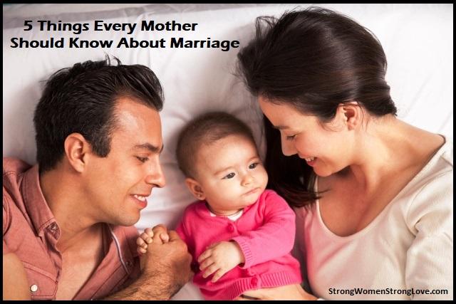motherhood marriage