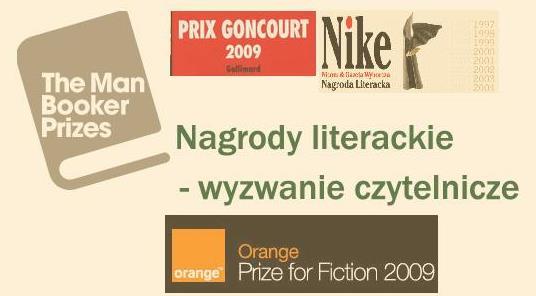 Nagrody literackie