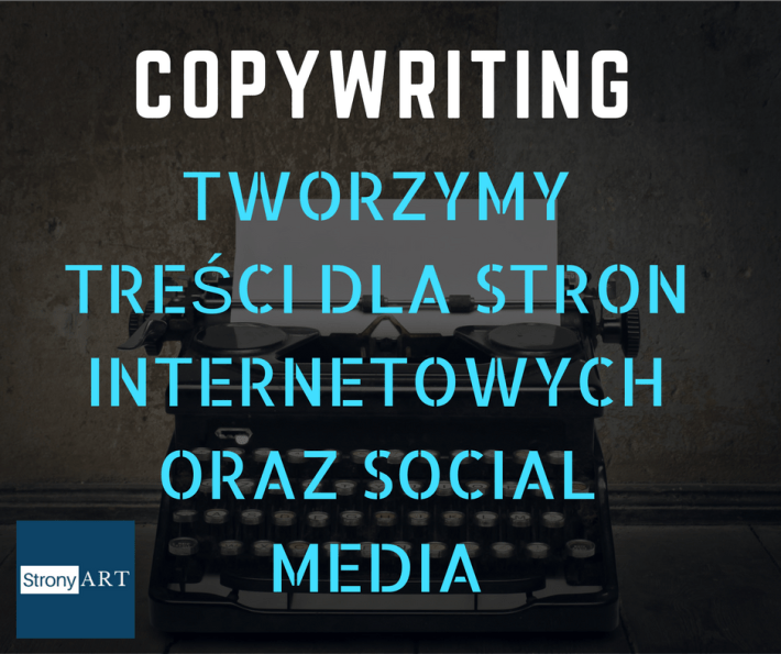 Copywriting strony www