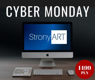strona internetowa Cyber Monday