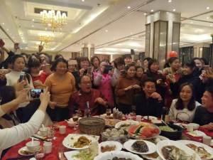 2017中国漢和工場忘年会