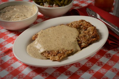 Chicken Fried Steak LR